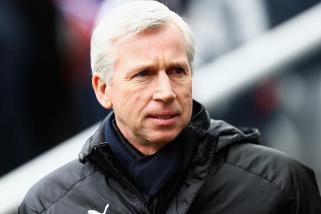 Pardew Demands Top-Four Form