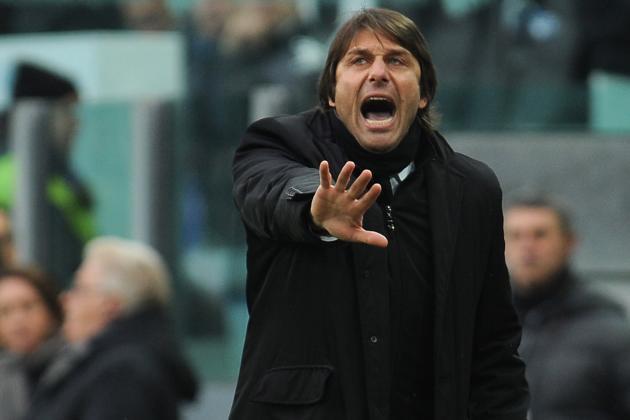 Conte: 'Juve Fans Mustn't Jeer'