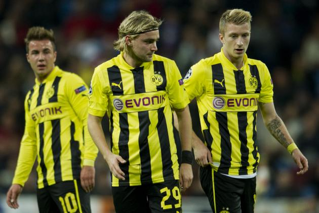 Depleted Dortmund Begin Season-Defining Run on a Low Note with Gladbach Draw