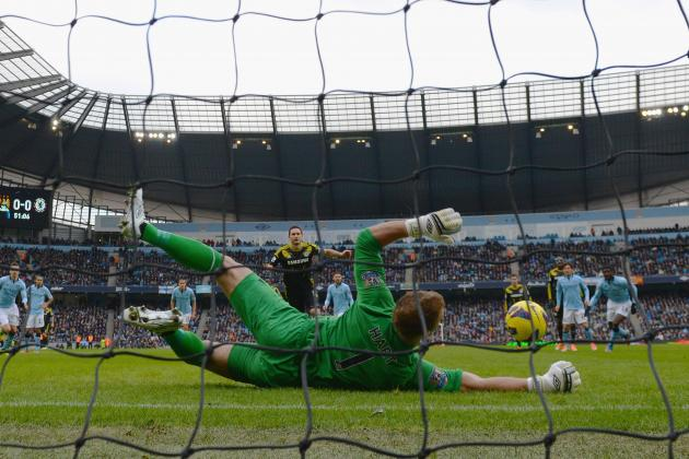 Manchester City: Sky Blues' Old Pros Deliver Professional Goods Against Chelsea