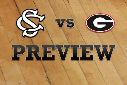 South Carolina vs. Georgia: Full Game Preview