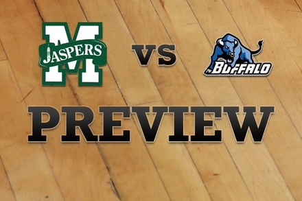 Manhattan vs. Buffalo: Full Game Preview