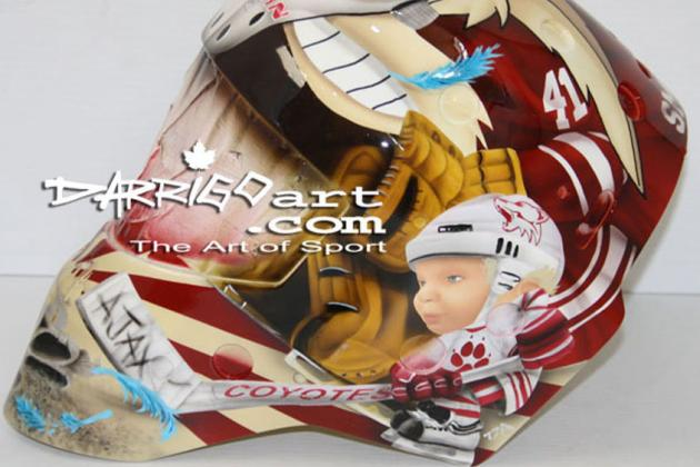 Smith Debuts New Mask