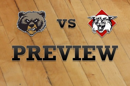 Montana vs. Davidson: Full Game Preview