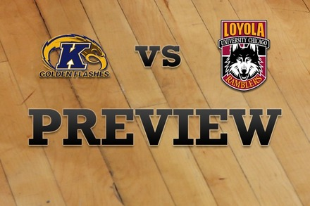 Kent State vs. Loyola (IL): Full Game Preview