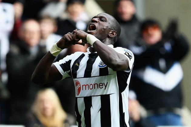 Moussa Sissoko Helps Newcastle Move Clear of Danger Against Southampton