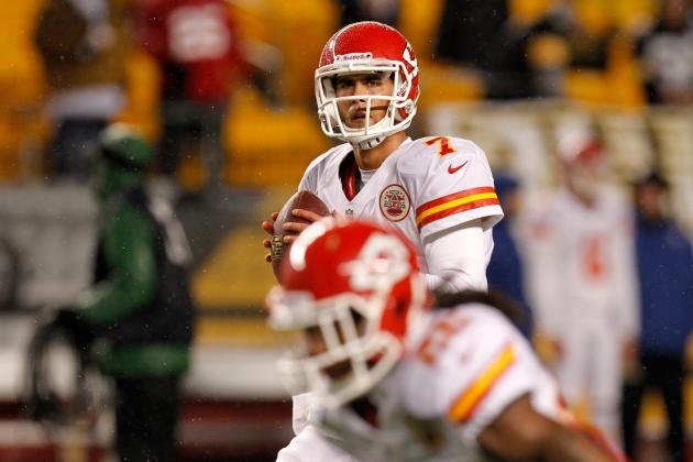 Matt Cassel: Chiefs Should Target Geno Smith with Veteran QB Likely to Be Cut
