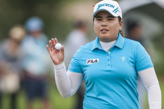 Inbee Park Edges Jutanugarn for Thailand Win