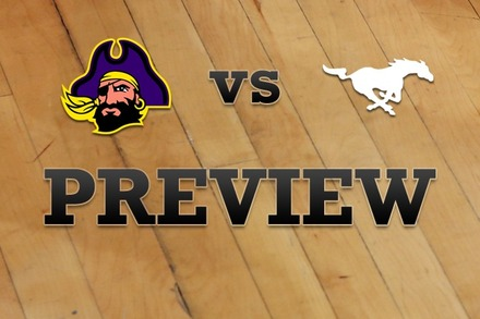 East Carolina vs. Southern Methodist: Full Game Preview