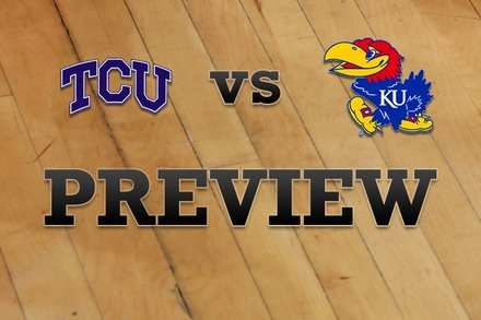 TCU vs. Kansas: Full Game Preview
