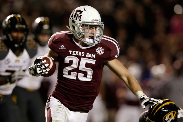 Ryan Swope: Combine Speedster One of NFL Draft's Biggest Sleepers