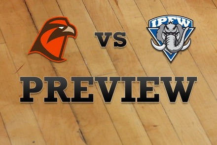 Bowling Green vs. IPFW: Full Game Preview