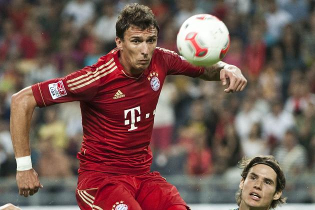 Mario Mandzukic: Is Bayern Munich Striker the Most Underrated in World Football?