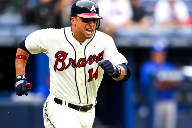 Atlanta Braves: Who Replaces Martin Prado as Mr. Super Utility?