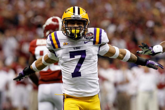 Tyrann Mathieu Eager to Shed His 'Honey Badger' Past
