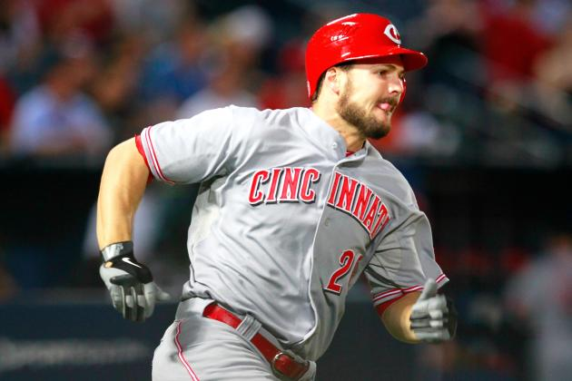 Chris Heisey: Cincinnati Reds Outfielder Will Play Important Role in 2013