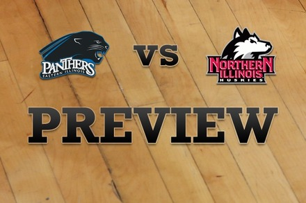 Eastern Illinois vs. Northern Illinois: Full Game Preview