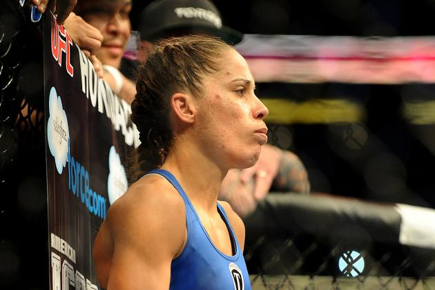 Rousey vs. Carmouche: What Went Wrong for Liz Carmouche