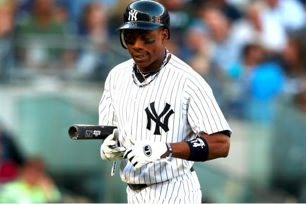 Curtis Granderson Injury: Updates on Yankees Star's Forearm