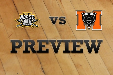 Northern Kentucky vs. Mercer: Full Game Preview