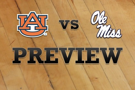 Auburn vs. Mississippi: Full Game Preview