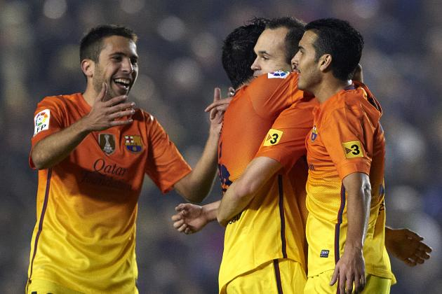 Xavi Hernandez or Andres Iniesta: Who's More Important for FC Barcelona?