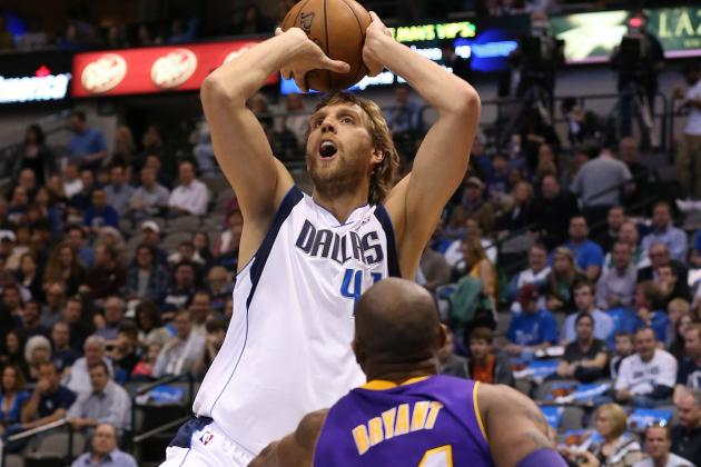 Rapid Reaction: Lakers 103, Mavericks 99