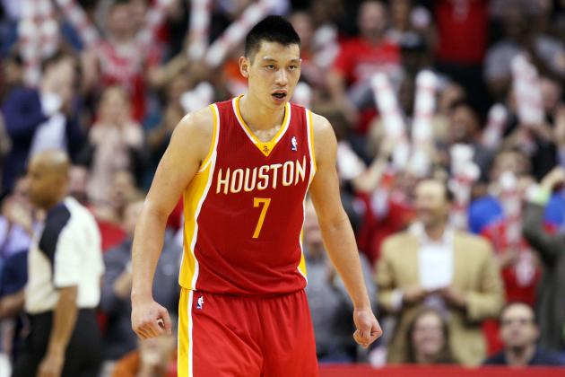 Jeremy Lin: Houston PG Must Elevate Play for Rockets to Secure Playoff Spot