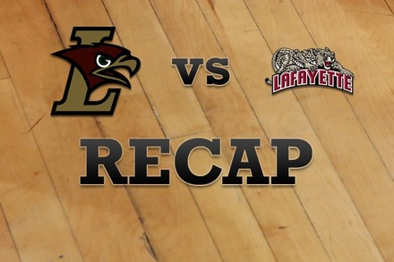 Lehigh vs. Lafayette: Recap, Stats, and Box Score