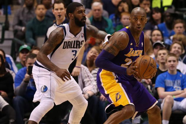 Lakers Beat Mavs 103-99