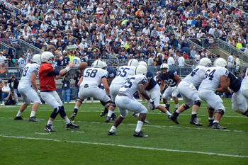 Penn State Blue and White Game 2013: Date, Time, Practice Schedule and TV Info