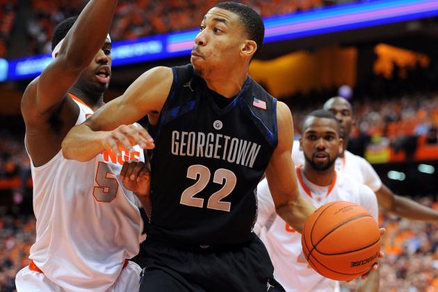 Syracuse Basketball: Twitter Reaction to Disappointing Loss to Georgetown