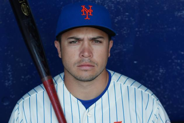 Travis d'Arnaud Goes 0-3 in Mets Spring Debut