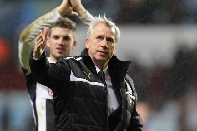 Alan Pardew Hails French Players After Win over Southampton