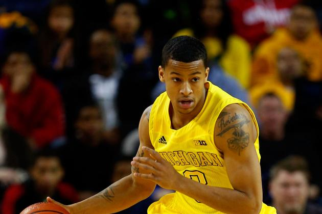 Trey Burke Joins Elite Michigan Club — Sophomores with 1,000 Career Points