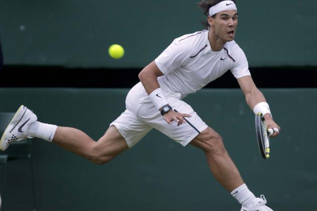 Rafael Nadal: Knee Problems Won't Keep Rafa from Big Things in 2013