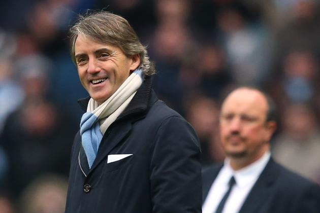 Mancini: Forget the Table for Now