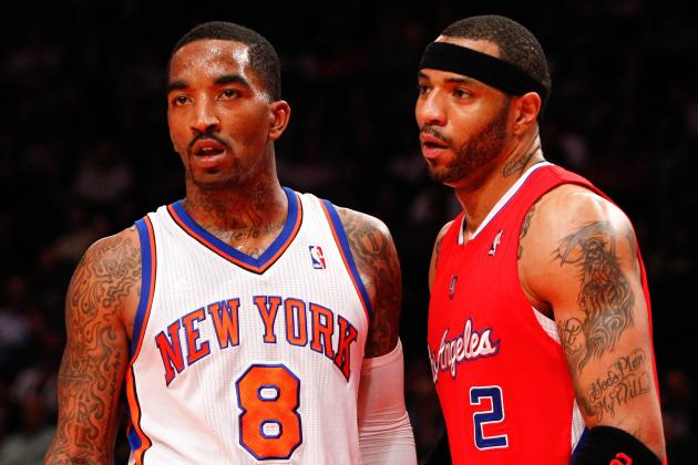 Kenyon Martin: What to Expect from New Knicks Center