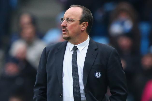 Premier League: Chelseas Rafa Benitez Recognises Top-Four Battle