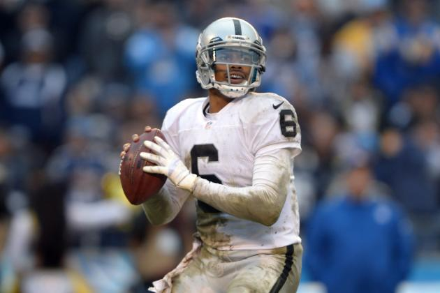 How the Oakland Raiders Can Build Their Offense Around Terrelle Pryor