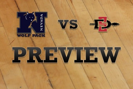 Nevada vs. San Diego State: Full Game Preview