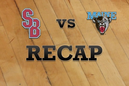 Stony Brook vs. Maine: Recap, Stats, and Box Score