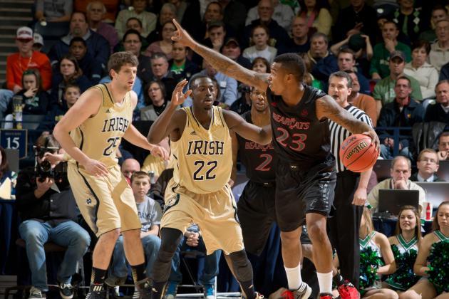 No. 25 Notre Dame 62, Cincinnati 41