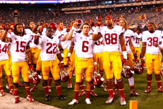 USC Spring Game 2013: Date, Time, Practice Schedule and TV Info