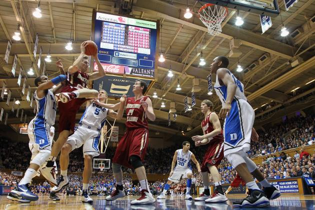 No. 6 Duke 89, Boston College 68