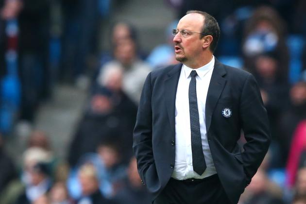 What Chelsea Manager Rafa Benitez Got Right and Wrong Against Manchester City