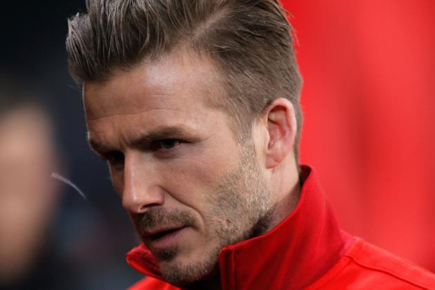 David Beckham Can Help PSG Win Title -- Carlo Ancelotti