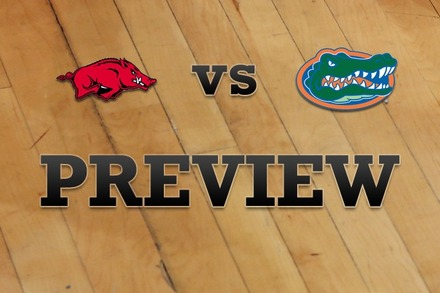 Arkansas vs. Florida: Full Game Preview