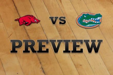 Arkansas vs. Florida: Full Game Preview