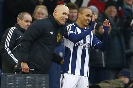 Clarke Backs Striker Odemwingie